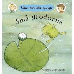 Små grodorna,  Ellen och Olle sjunger