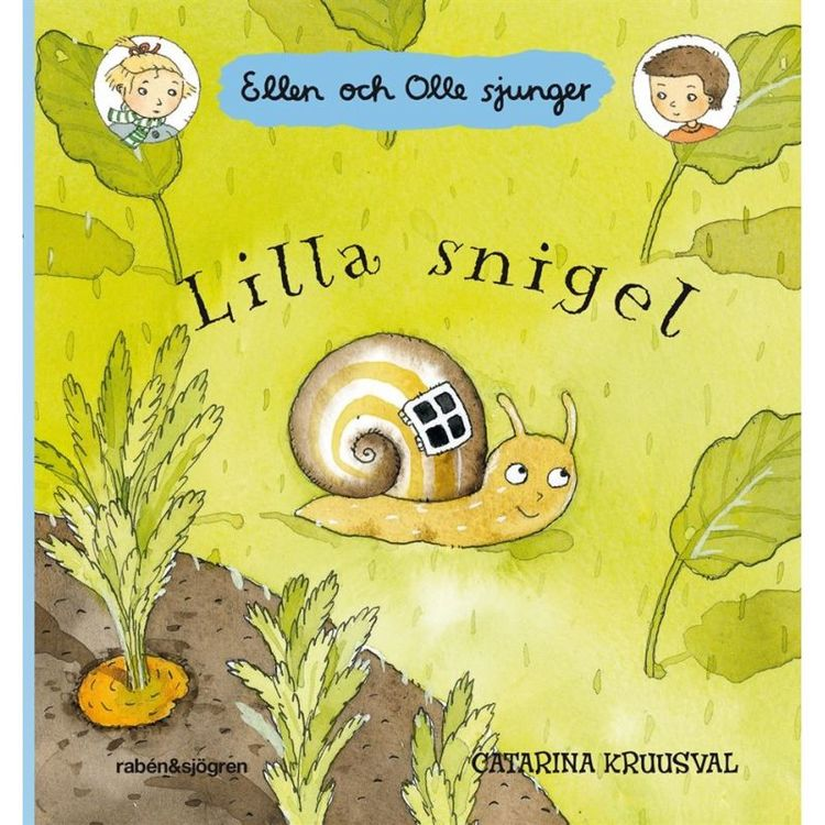 Lilla snigel,  Ellen och Olle sjunger