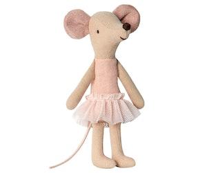 Storasyster mus, ballerina, Maileg