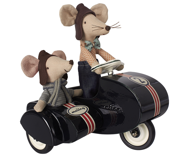 Pappa mus, racer, Maileg