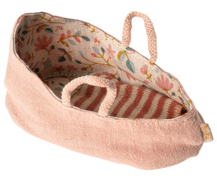 Babylift rosa, Maileg