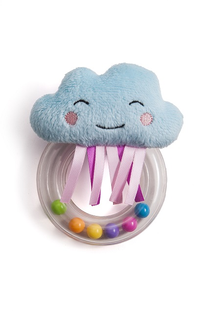 Skallra Cheerful Cloud, Taf toys