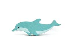 Delfin i trä, Tender Leaf Toys
