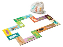 Spel domino djur, Tender Leaf Toys
