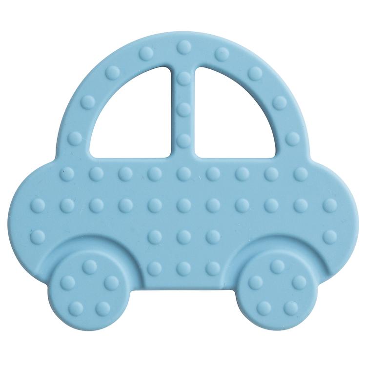 Bitleksak i silikon Blå bil, Rätt start