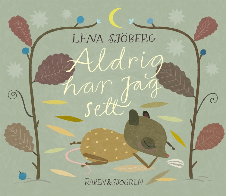 Aldrig har jag sett, Lena Sjöberg