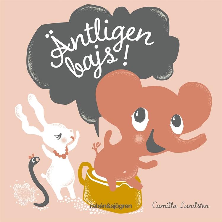 Äntligen bajs!, Camilla Lundsten