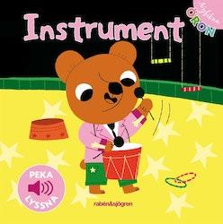 Nyfikna öron - Instrument : Peka - Lyssna
