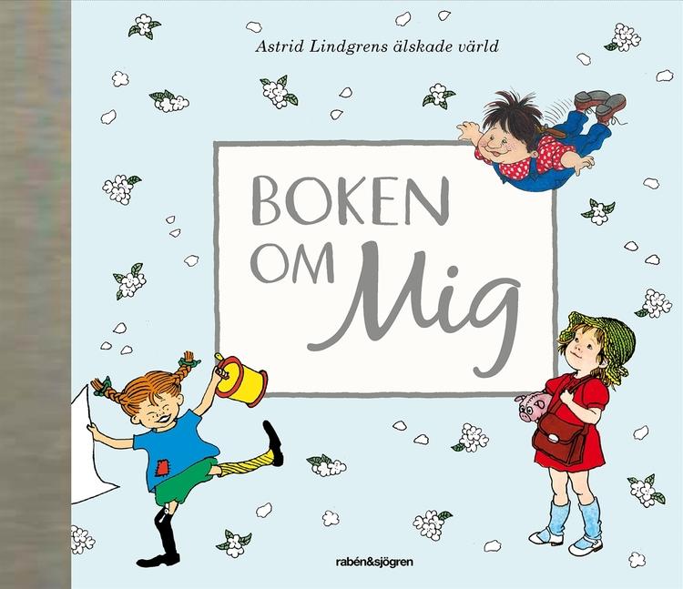 Boken om mig, Astrid Lindgren