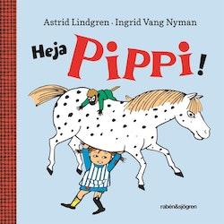 Heja Pippi!, Astrid Lindgren