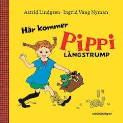 Här kommer Pippi Långstrump, Astrid Lindgren