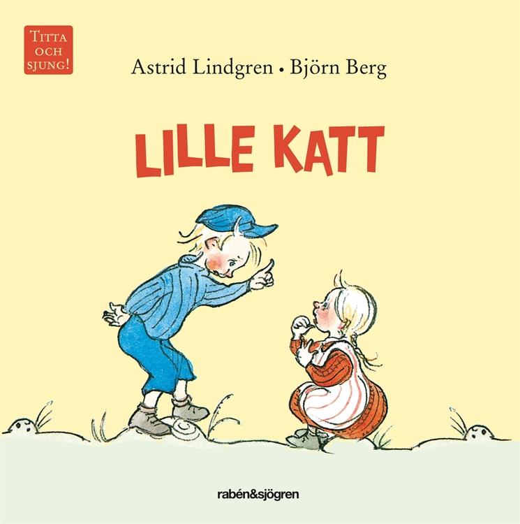Lille katt, Astrid Lindgren