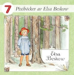 7 pixiböcker - Elsa Beskow