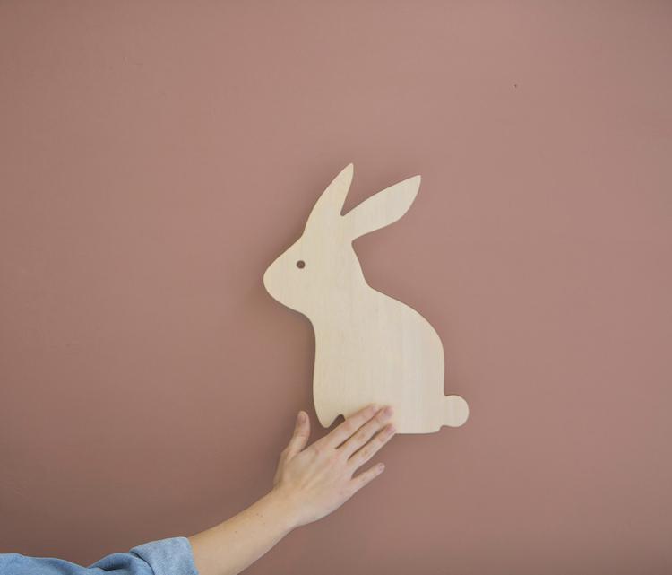 Trälampa Kaninen Kurt, Rätt start