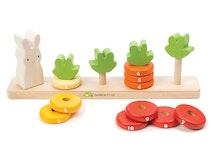 Stapellek Räkna Morot, Tender Leaf Toys