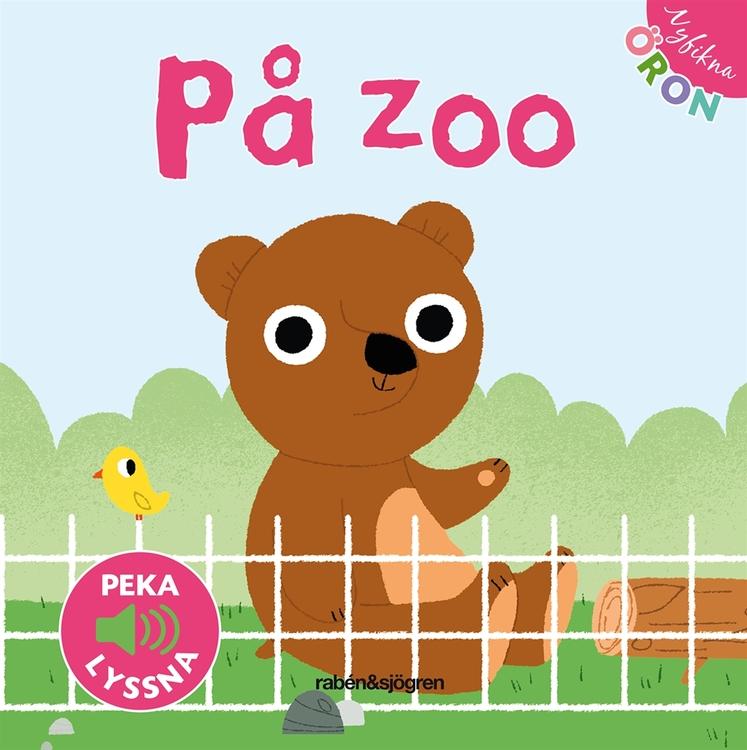 Nyfikna öron - På zoo : Peka - Lyssna