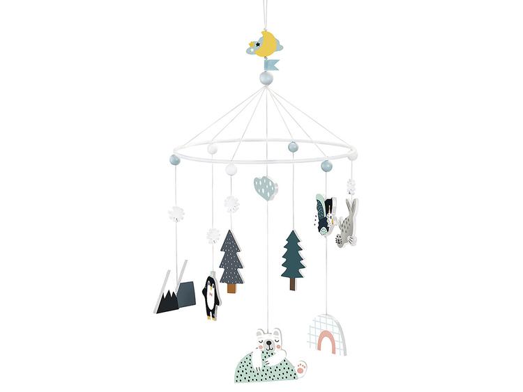 Mobil Vinterdjur, Michelle Carlslund, Vilac