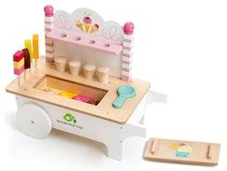 Glassvagn, Tender Leaf Toys
