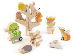 Balanslek djur,Tender Leaf Toys