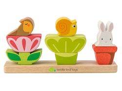 Stapellek trädgård, Tender Leaf Toys