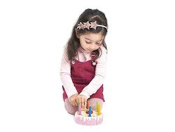 Tårta regnbåge, Tender Leaf Toys