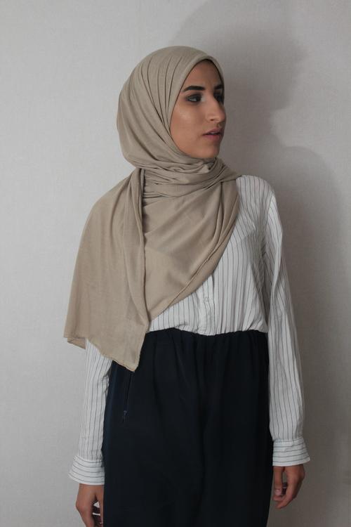 Jersey Hijab mini