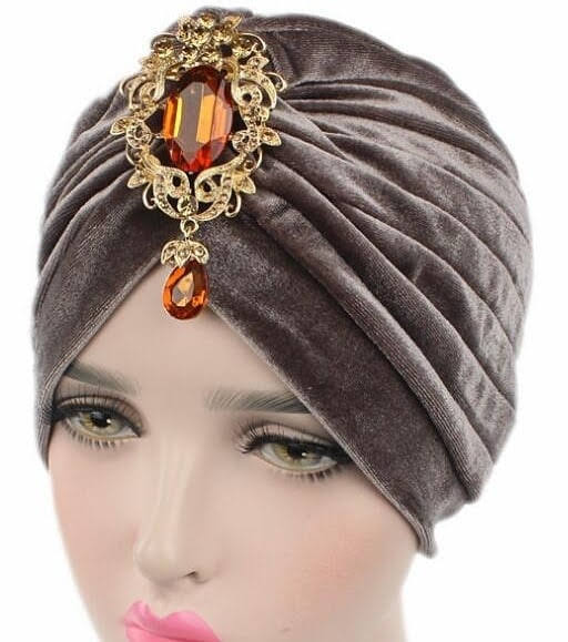 Velour Turban