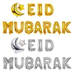 Eid dekorationer