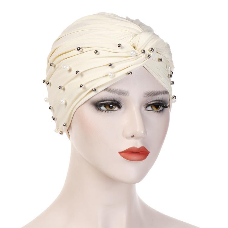 Pearl turban
