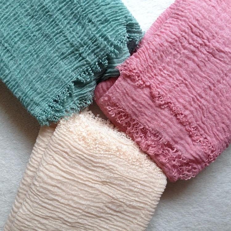 Cotton maxi hijab