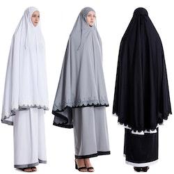 NY två delad bönekläder