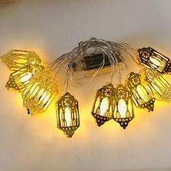 Lykta LED ljusslinga