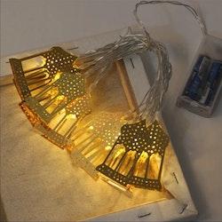 Lycka LED ljusslinga 2