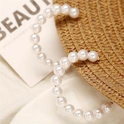 Oversize pärlörhänge