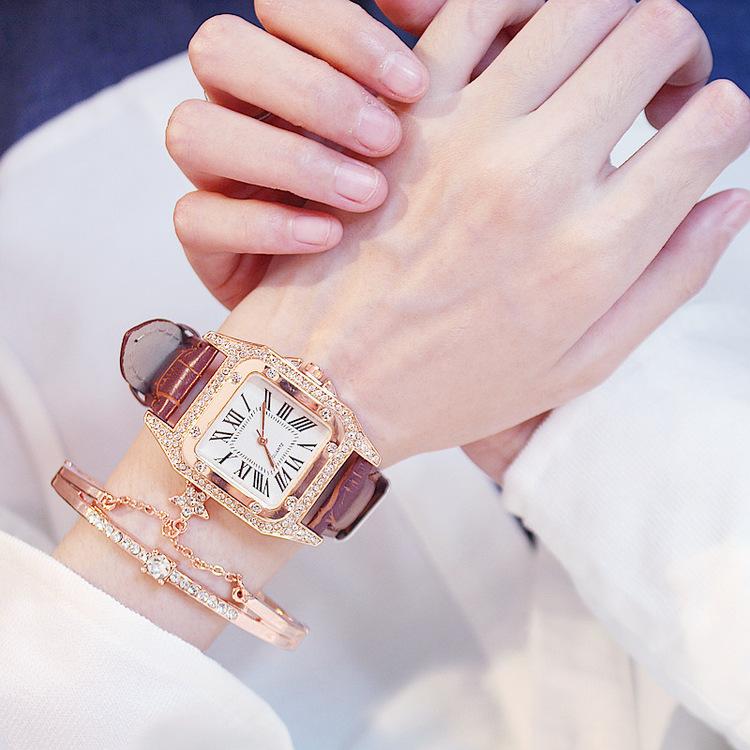 Gåvoset Klocka och armband