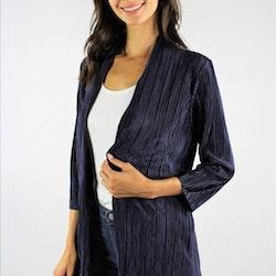3/4 sleeve open cardigan