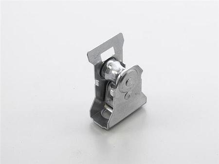 Låsmekanism 50 mm för linor 1,8-2,0 mm