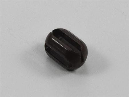 Skarv till kulkedja 3,2/4,2 mm Plast BRUN (A11H)