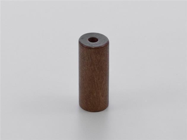 Lintofs CYLINDER i TRÄ - LITEN 38x15 mm 2515 Mahogany