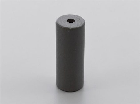 Lintofs CYLINDER i TRÄ STOR 55x21 mm 5088 Taupe