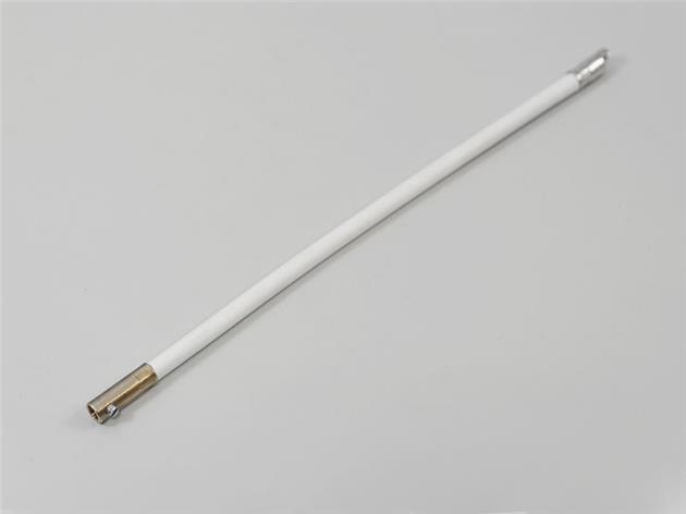 1st / Wire med skruv för mellanglas persienn VIT 19 cm (M35)