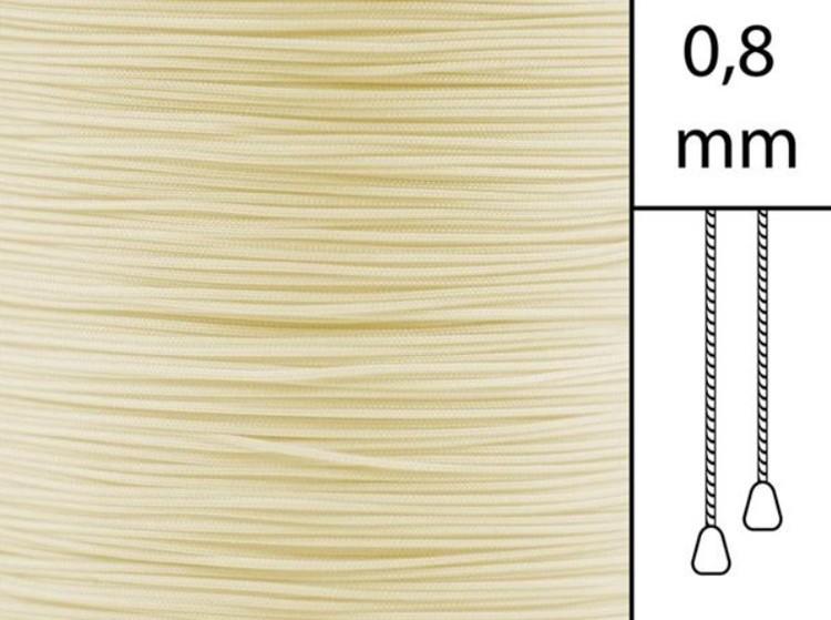 1 m / Persiennlina 0,8 mm A21 Beige (best.vara)