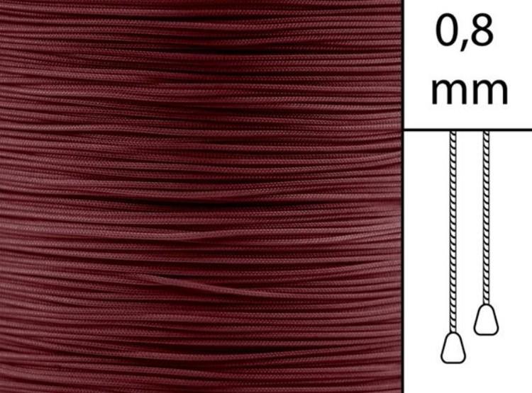 1 m / Persiennlina 0,8 mm A19 Crimson (Lagervara)