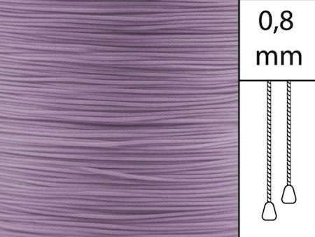 30 m / Persiennlina 0,8 mm A09 Violet  (best.vara minst .30m)