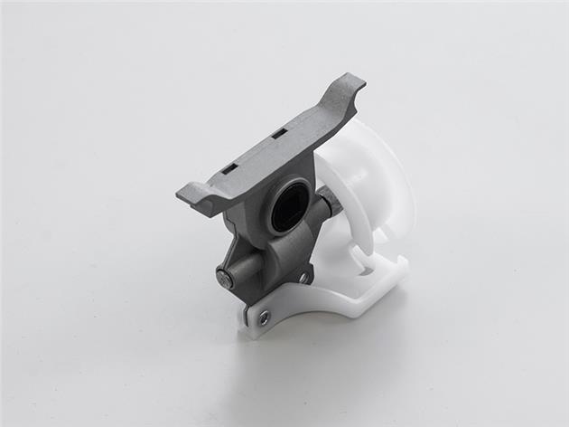 Mekanism vinkling till 50 mm persienner (L01) med plastrulle