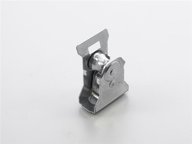 Låsmekanism 50 mm för linor 2,2-2,5 mm