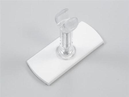 Hållare 30 mm för plast vridstång (B04A)