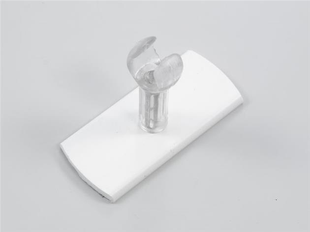 Hållare 20 mm för plast vridstång (B04E)