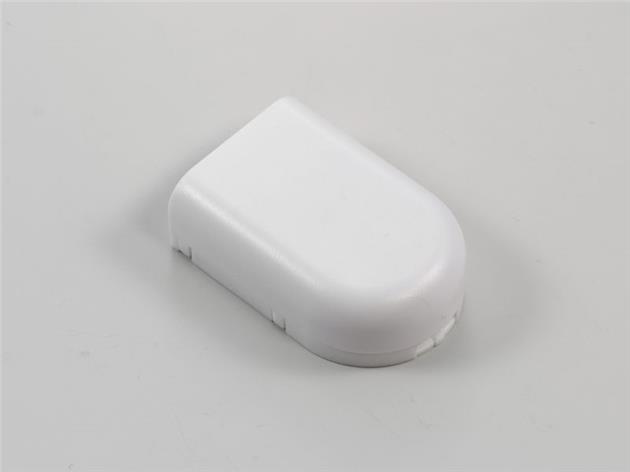 Vägghållare för kulkedjan,universal och inställbar VIT (B04M)