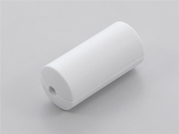 Säkerhets lintofs Stor VIT för persiennlinor (1,7-3,0mm) (B04QR)